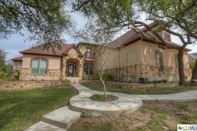 New Braunfels Single Family Home For Sale: 1508 Havenwood Boulevard