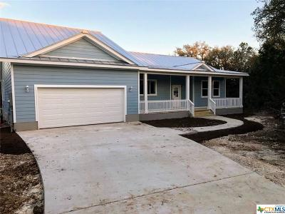 Spring Branch Single Family Home For Sale: 1715 Cypress Pass
