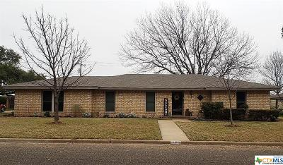 Coryell County Single Family Home For Sale: 108 N 31st