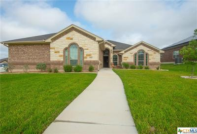 Harker Heights TX Single Family Home For Sale: $319,900