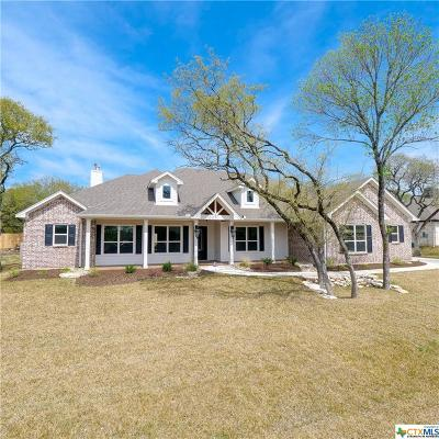 Bell County Single Family Home For Sale: 22 Riverstone Parkway