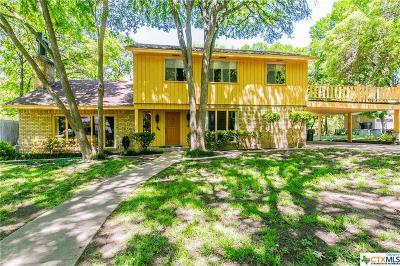 Temple Single Family Home For Sale: 4004 El Capitan Drive