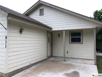 Seguin Single Family Home For Sale: 811 Kunkel Street