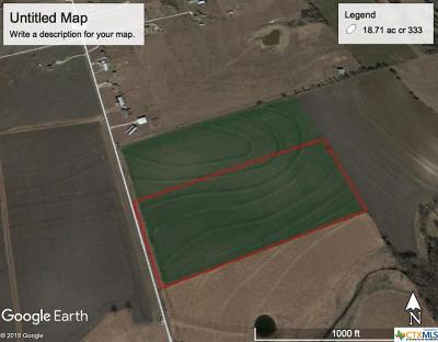 Williamson County Residential Lots & Land For Sale: Tbd County Rd 333
