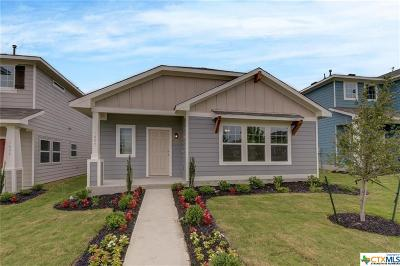 San Marcos Single Family Home For Sale: 1037 Esplanade Parkway
