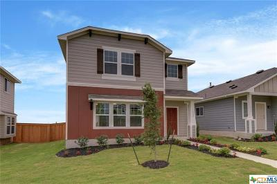 San Marcos Single Family Home For Sale: 1033 Esplanade Parkway