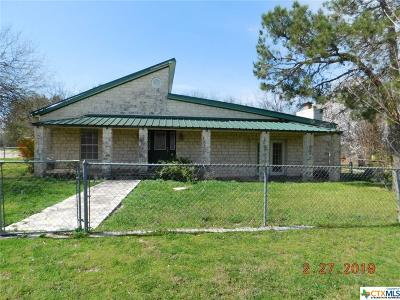 Lampasas County Single Family Home For Sale: 403 N 3rd
