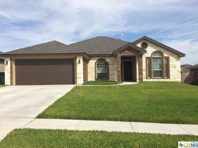 Killeen Single Family Home For Sale: 3803 Appalachian Trail