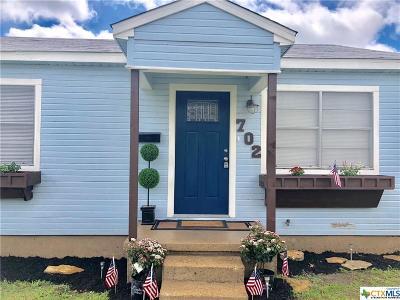Killeen Single Family Home For Sale: 702 Sissom