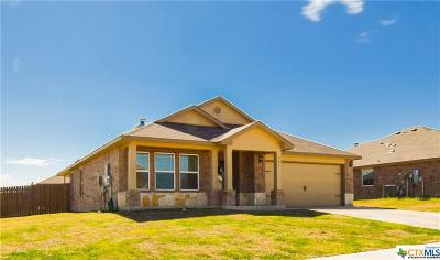 Killeen Single Family Home For Sale: 506 W Vega Lane