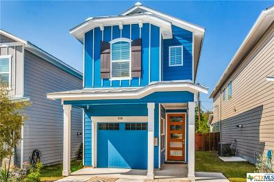 San Antonio Single Family Home For Sale: 509 Elmhurst