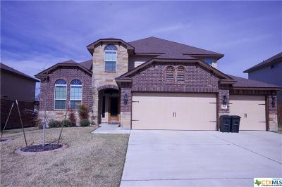 Harker Heights Single Family Home For Sale: 811 Terra Cotta