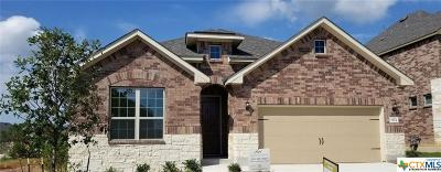New Braunfels Single Family Home For Sale: 1554 Founders Park