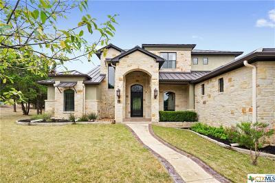 New Braunfels Single Family Home For Sale: 806 Uluru Avenue