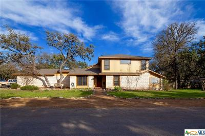 Wimberley Single Family Home For Sale: 15 Stonehouse Circle