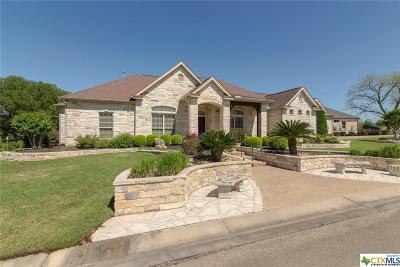 Belton Single Family Home For Sale: 715 Via Lago