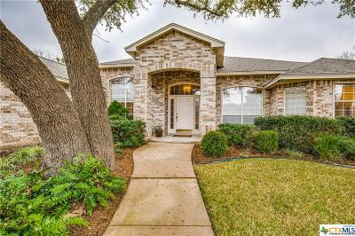 Belton Single Family Home For Sale: 117 Richland