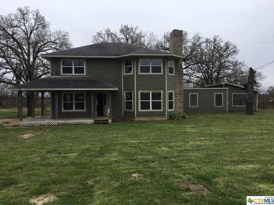 Milam County Single Family Home For Sale: 5671 County Road 314