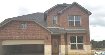 New Braunfels Single Family Home For Sale: 1559 Founders Park