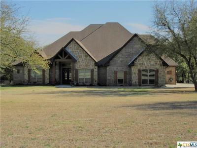 Salado Single Family Home For Sale: 1257 Western Trail