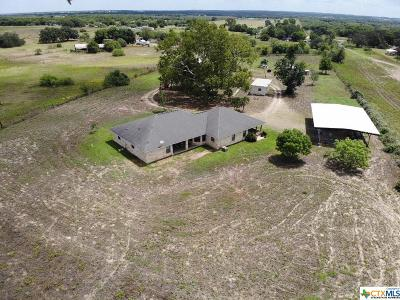 La Vernia Single Family Home For Sale: 2445 County Road 342