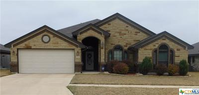 Killeen Single Family Home For Sale: 2808 Traditions Drive