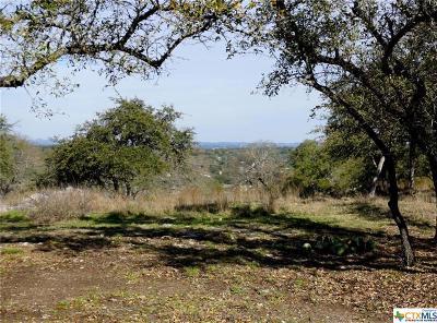 Canyon Lake Residential Lots & Land For Sale: 1502 Bella Vista