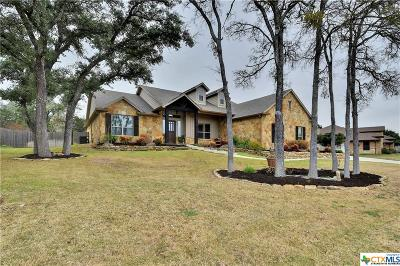 Salado Single Family Home For Sale: 2284 Woodland Bend Road