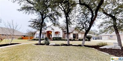 Belton Single Family Home For Sale: 211 Capstone
