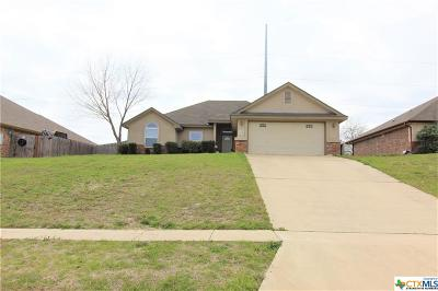 Killeen Single Family Home For Sale: 6214 Sulfur Spring