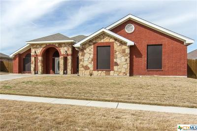 Killeen Single Family Home For Sale: 4403 Courage Dr