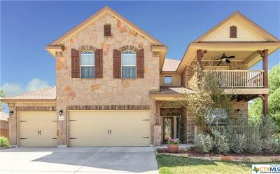 Harker Heights Single Family Home For Sale: 3914 Hickory View Drive