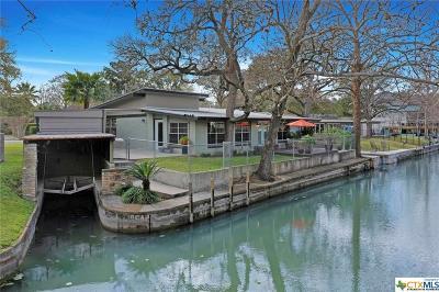 McQueeney Single Family Home For Sale: 144 Trelawney