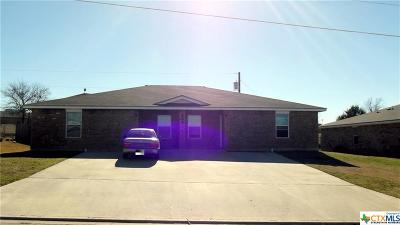Harker Heights Multi Family Home Pending: 408 Justin