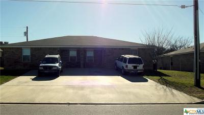 Harker Heights Multi Family Home Pending: 410 Justin