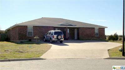 Harker Heights Multi Family Home Pending: 414 Justin