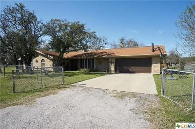 Lampasas Single Family Home For Sale: 1507 W 4th