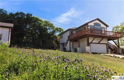 Canyon Lake Single Family Home For Sale: 590 Barbara