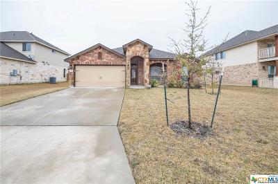 Temple Single Family Home For Sale: 1316 H K Allen