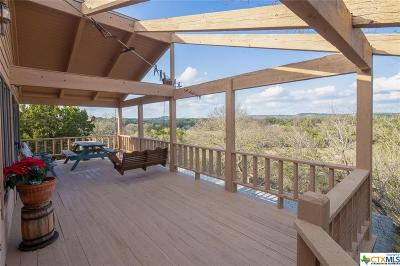 Wimberley Single Family Home For Sale: 162 Belle