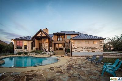 New Braunfels Single Family Home For Sale: 6016 Keller Ridge