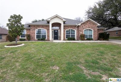 Harker Heights Single Family Home Pending: 413 Ponderosa Drive
