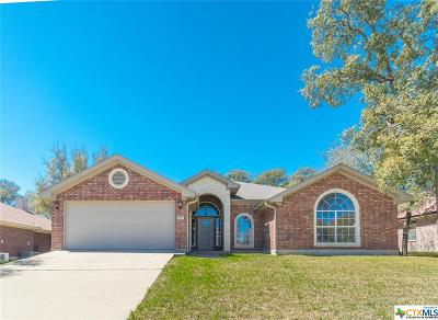 Killeen Single Family Home For Sale: 4907 Hammerstone