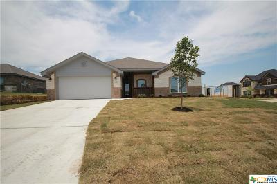 Harker Heights TX Single Family Home For Sale: $274,900