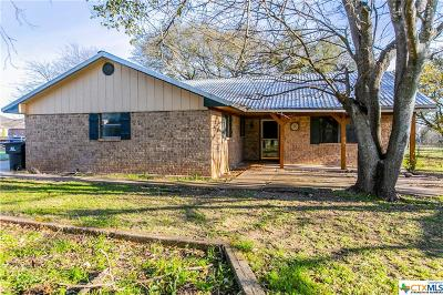 Temple Single Family Home For Sale: 8716 Hogan Road