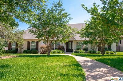 Belton Single Family Home For Sale: 180 Capstone