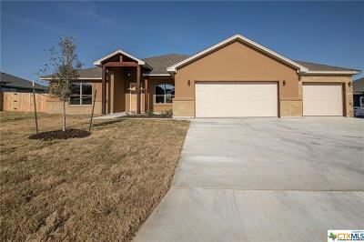 Belton Single Family Home For Sale: 5513 Imodgen
