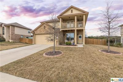 Killeen Single Family Home For Sale: 607 Curtis Drive