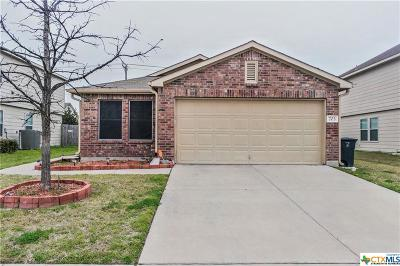 Killeen Single Family Home For Sale: 703 Draco Drive