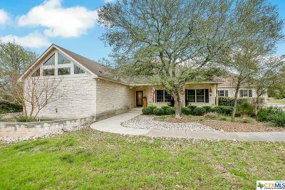 San Marcos TX Single Family Home For Sale: $462,500